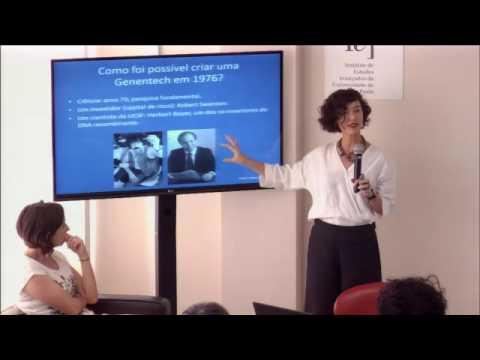 Inovação para Saúde Humana: a Indústria de Biotecnologia – 10/03/2017